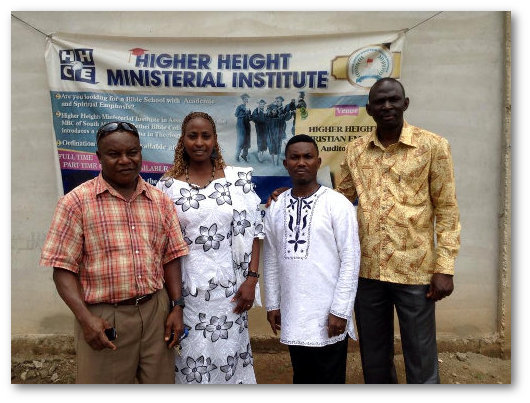 Higher Height Ministerial Training Institute